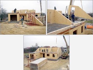 Casas canadienses fotos de una obra cimientos de hormigon - Casas canadienses espana ...