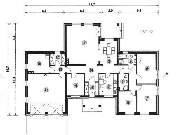 Ideas para construir casa de mu ecas para jugar con ni os for Ideas de casas para construir