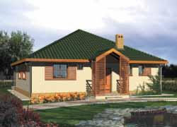 Casas canadienses casas con armazon de madera - Casas canadienses de madera ...