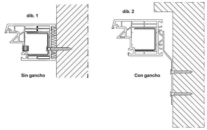 Climalit doble acristalamiento tipos de vidrio cristaler a for Marcos de pvc para ventanas